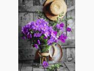 Букеты и натюрморты: картины без коробки Цветочная композиция