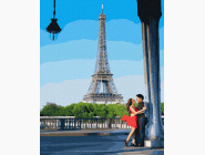 Романтика и влюбленные: картины без коробки Объятия