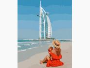 Портреты, люди на картинах по номерам Дубаи