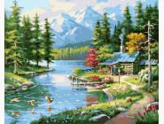Пейзаж и природа Горный пейзаж