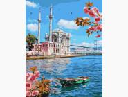 Городской пейзаж Невероятная Турция