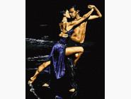 Романтика, любовь Танец страсти