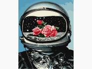 Машины, космос, самолеты: картины без коробки Космическая романтика