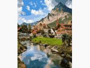 Природа и пейзаж: картины без коробки Природа в горах