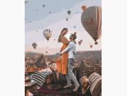 Романтика и влюбленные: картины без коробки Внезапная встреча