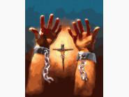 Иконы и религия: картины без коробки Распятие Христово