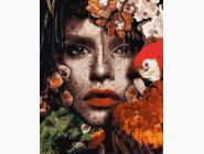 Портреты и знаменитости: раскраски без коробки Завораживающий взгляд