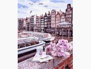 Города мира и Украины: картины без коробки Путешествие по Амстердаму