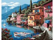 Городской пейзаж Итальянская набережная
