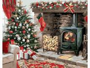 Рождественский очаг