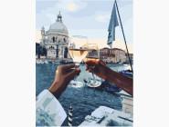 BRM21611 Картины по номерам Свидание в Венеции