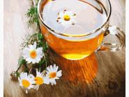 Картины по номерам для кухни Ромашковый чай