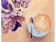 Лавандовый кофе