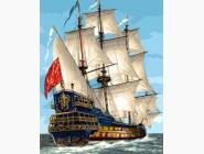 Парусник королевской флотилии