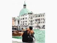 Венеция в мятных тонах