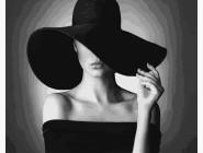 Дама в чёрном