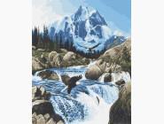 Пейзаж и природа Холодный горный источник