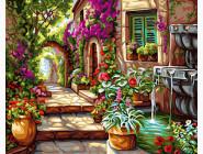 Уютный садик