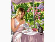 Чаепитие с питомцем