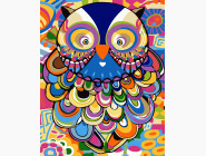 Абстрактная сова