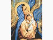 Иконы и религия Мария и Иисус