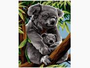 Мама коала