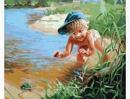 Охота на лягушек