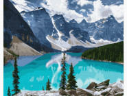 Пейзаж и природа Горное озеро
