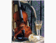 Скрипка и вино