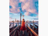 Летнее небо Венеции