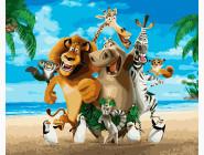 Мадагаскар Веселая компания