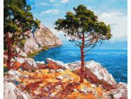 Море, морской пейзаж, корабли Крымский пейзаж