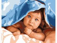 Прятки под одеялом
