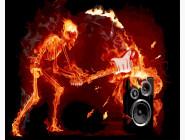 Огненный гитарист