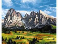 Пейзаж и природа Горы