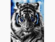 Животные и рыбки Абстрактный тигр