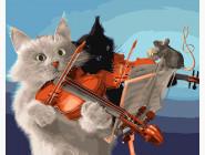 Коты музыканты