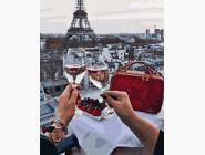 Романтика, любовь Романтика в Париже