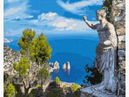Пейзаж и природа Античный взгляд на залив