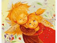Ангелы и дети Обнимашки