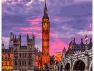 Лондон на закате