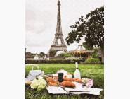 Пикник в Париже