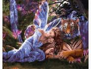 Фея и тигр