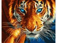 Светящийся тигр