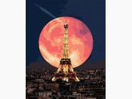 Луна над Парижем