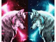 Животные и рыбки Звездные волки