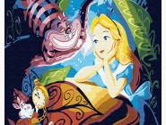 Алиса и Чеширский Кот