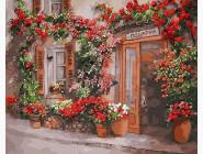 Цветы, натюрморты, букеты Цветочная улица