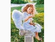 Ангелы и дети Маленький ангел