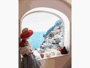 Портреты, люди на картинах по номерам Вид на Сицилию
